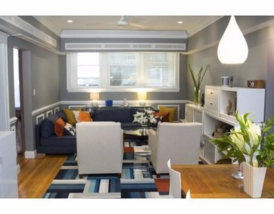 10 Bradford Terrace UNIT 7, Brookline, MA 02446 - MLS#: 72195573