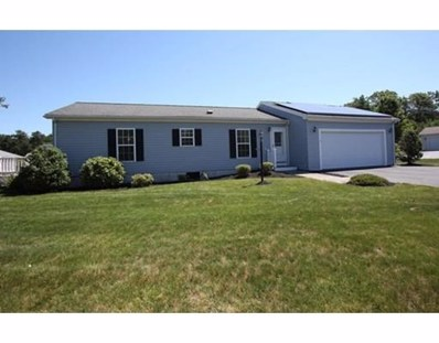 3 Willow Bend Blvd, Plymouth, MA 02360 - MLS#: 72196437