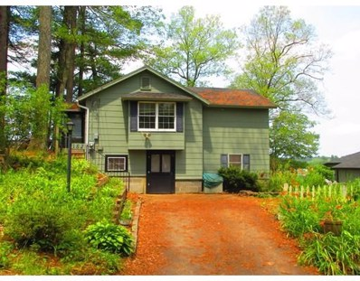 182 Red Gable Rd, East Brookfield, MA 01515 - MLS#: 72196892