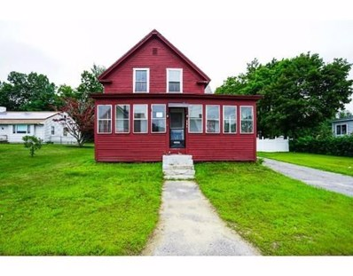 394 Clarendon St, Fitchburg, MA 01420 - MLS#: 72198309