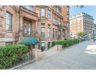 362 Commonwealth Avenue UNIT 1-A, Boston, MA 02116 - MLS#: 72198769