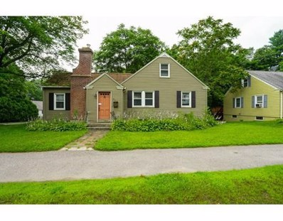 562 Chandler St, Worcester, MA 01602 - MLS#: 72199506