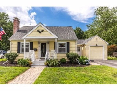 7 Springvale Road, Reading, MA 01867 - MLS#: 72199862