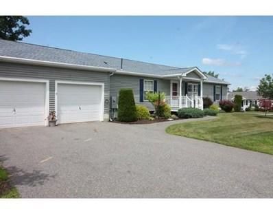 1501 Pheasant Lane, Middleboro, MA 02346 - MLS#: 72200142