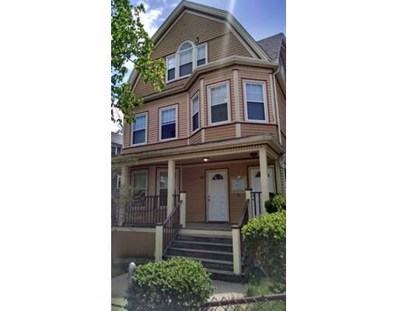 17 Gaston Street UNIT 1, Boston, MA 02121 - MLS#: 72202649