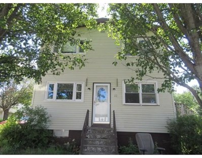 22 Carrington St, Blackstone, MA 01504 - MLS#: 72202685