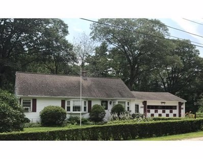 161 Old Worcester Rd, Charlton, MA 01507 - MLS#: 72202985