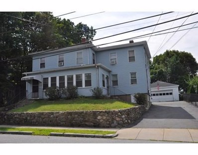 46 Richardson St, Wakefield, MA 01880 - MLS#: 72203876