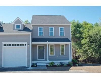 114 Saw Mill Lane UNIT 114, Hanson, MA 02341 - MLS#: 72204317