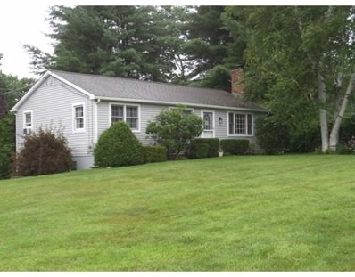 1 Valley View Dr, Spencer, MA 01562 - MLS#: 72204467