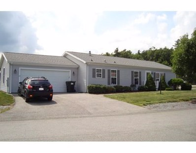 22 Willowbend Blvd, Plymouth, MA 02360 - MLS#: 72205635