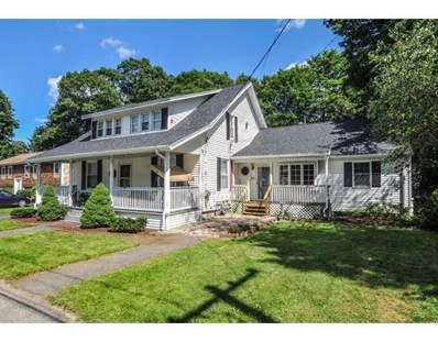 3 Rice St, Middleboro, MA 02346 - MLS#: 72206310
