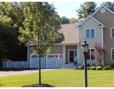 10 Chase Landng UNIT A, Easton, MA 02375 - MLS#: 72206681