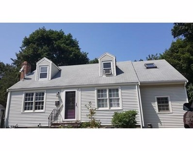 36 Sunrise Dr, Weymouth, MA 02191 - MLS#: 72206941