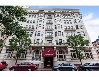 8 Garrison Street UNIT 612, Boston, MA 02116 - MLS#: 72207374