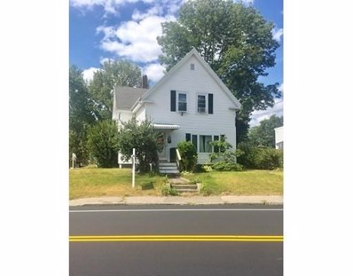 557 Ash St, Brockton, MA 02301 - MLS#: 72207653