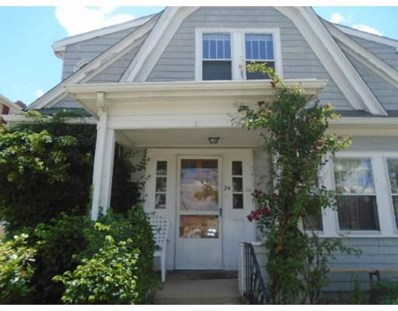 24 Wells Ave, Watertown, MA 02472 - MLS#: 72208013