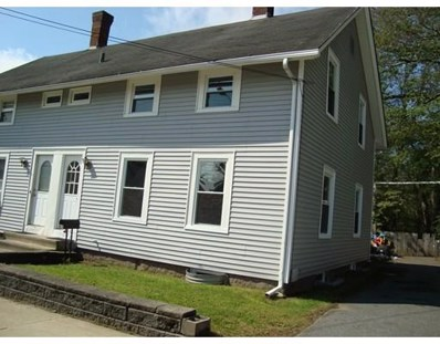 45 Border UNIT 45, Northbridge, MA 01588 - MLS#: 72208121