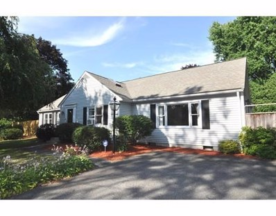 387 Central St, Acton, MA 01720 - MLS#: 72208487