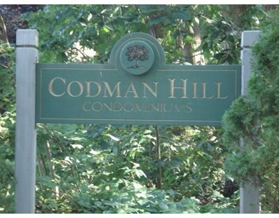 318 Codman Hill Road UNIT 4E, Boxborough, MA 01719 - MLS#: 72209052