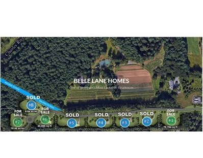 Lot 6 Belle Lane, Needham, MA 02492 - MLS#: 72210475