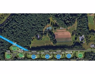 Lot 8 Belle Lane, Needham, MA 02492 - MLS#: 72210478