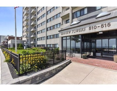 510 Revere Beach Blvd UNIT 1003, Revere, MA 02151 - MLS#: 72210557