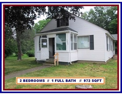 336 North Main Street, North Brookfield, MA 01535 - MLS#: 72210757