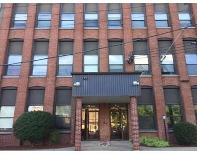 34 Newhall St UNIT 205, Lowell, MA 01852 - MLS#: 72210927