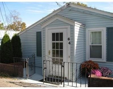 64 Overlook Rd, Boston, MA 02132 - MLS#: 72211097
