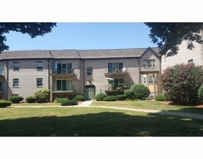 116 Oak Lane UNIT 9, Brockton, MA 02301 - MLS#: 72211138