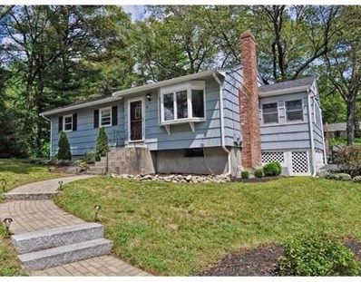 97 Pond St, Franklin, MA 02038 - MLS#: 72211386