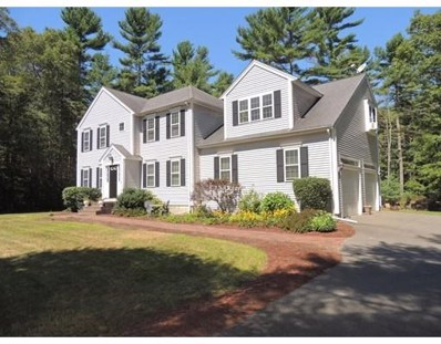 16 Whispering Pines, Middleboro, MA 02346 - MLS#: 72211445