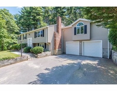 8 College Pond Rd, Plymouth, MA 02360 - MLS#: 72212615