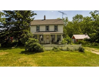 222 South Street, Chesterfield, MA 01020 - MLS#: 72212758