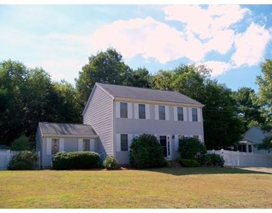 41 Crossover Lane, Taunton, MA 02780 - MLS#: 72213166