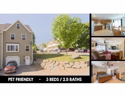 109 Border St UNIT 109, Northbridge, MA 01588 - MLS#: 72213280