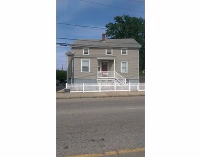166 Rhode Island Ave, Fall River, MA 02724 - MLS#: 72213563