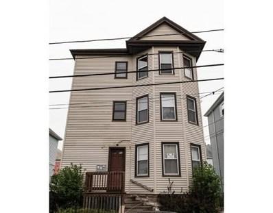 102 David Street, New Bedford, MA 02744 - MLS#: 72213617