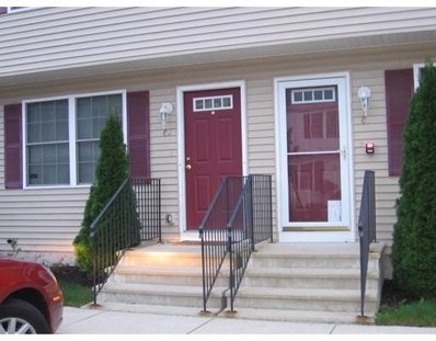 100 Franklin Street UNIT C2, Whitman, MA 02382 - MLS#: 72214087