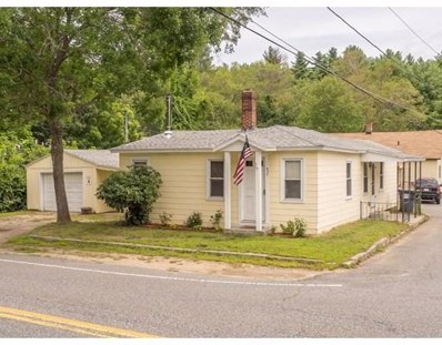 433 Putnam Hill Rd, Sutton, MA 01590 - MLS#: 72214198