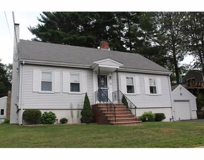 70 Hillwood Ave, Stoughton, MA 02072 - MLS#: 72214281