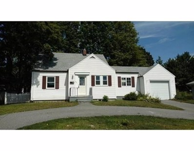 45 Marshall Ave, Lowell, MA 01851 - MLS#: 72215337
