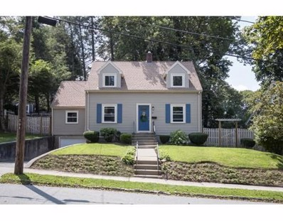 21 Englewood Rd, Winchester, MA 01890 - MLS#: 72215413