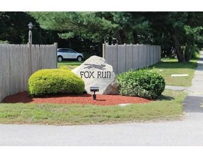 96 Main St UNIT E4, Foxboro, MA 02035 - MLS#: 72215518