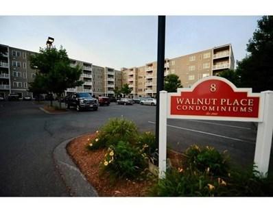 8 Walnut Street UNIT 207, Peabody, MA 01960 - MLS#: 72215598