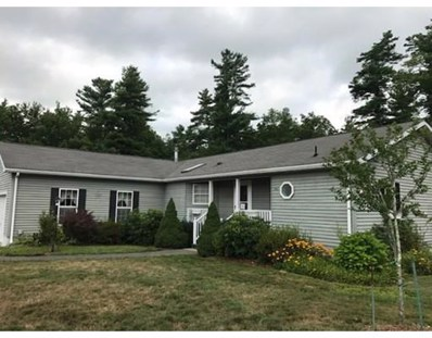 1012 Amber Rd, Middleboro, MA 02346 - MLS#: 72216495