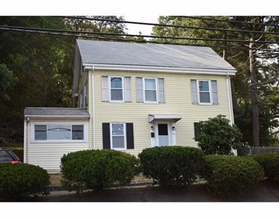 203 Lincoln Ave, Saugus, MA 01906 - MLS#: 72216928