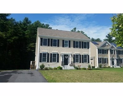 129 Mate Dr, New Bedford, MA 02745 - MLS#: 72216983