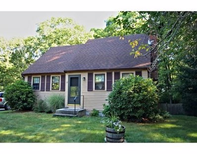 12 Crabtree Rd, Plymouth, MA 02360 - MLS#: 72217322